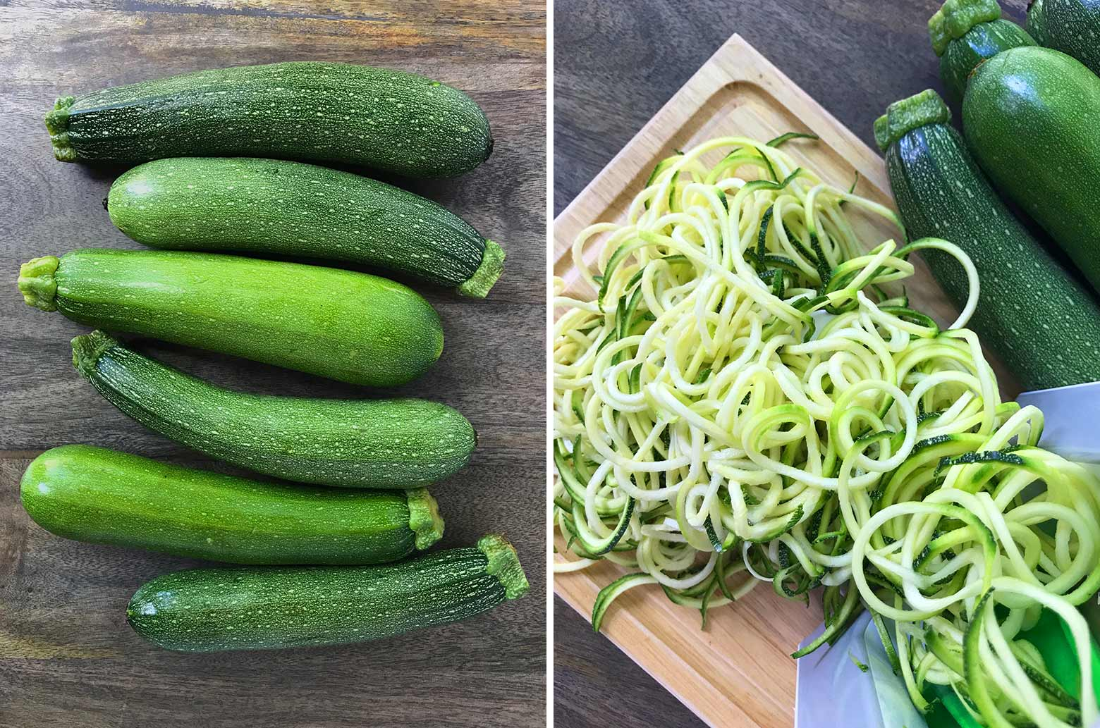 zucchini pasta with creamy avocado sauce finding veggie joy. Black Bedroom Furniture Sets. Home Design Ideas